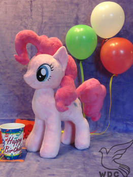 Lets Party Pinkie Style