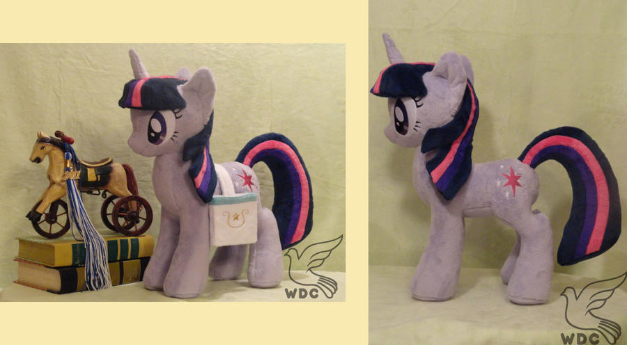 You're a Wonderful Student Twilight by WhiteDove-Creations
