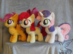 We Are The Cutie Mark Crusaders