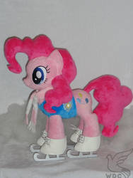Winter Wrap Up Pinkie Pie by WhiteDove-Creations