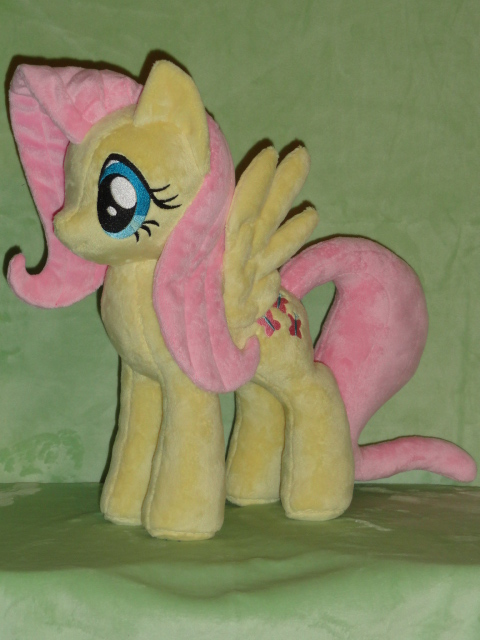 A Lovely Little Fluttershy by WhiteDove-Creations