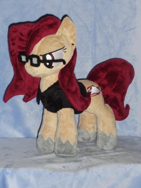 Terminator Pony OC by WhiteDove-Creations