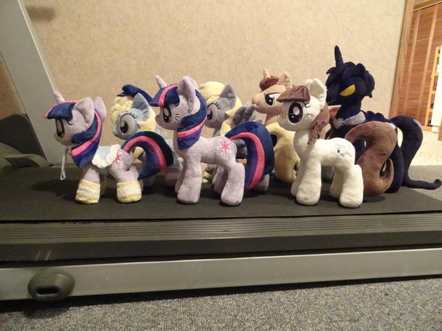 Pony Treadmill by WhiteDove-Creations