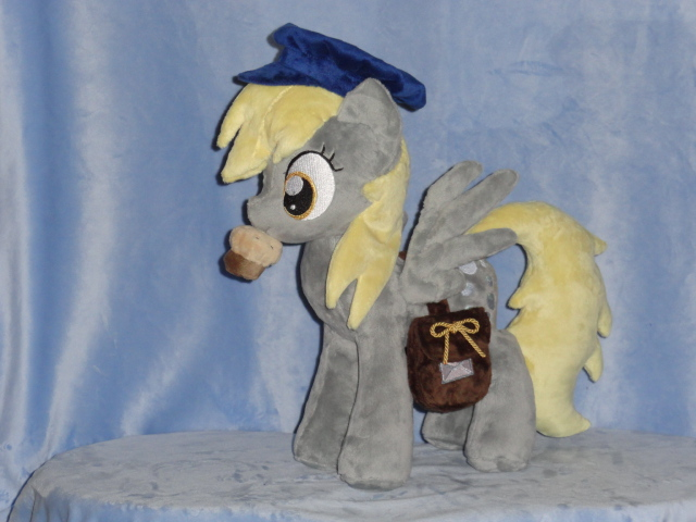 Adorable Derpy by WhiteDove-Creations