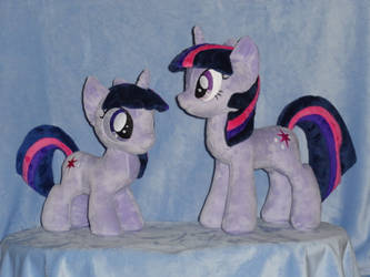 Twilight, Filly or Mare? by WhiteDove-Creations