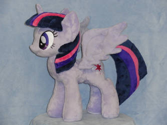 Alicorn Princess Twilight by WhiteDove-Creations