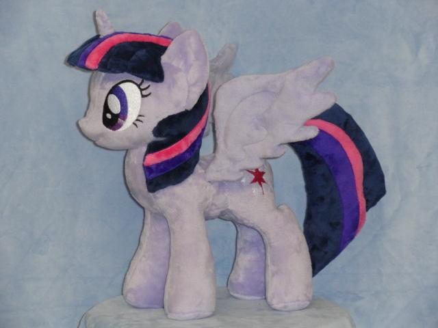 Alicorn Princess Twilight by WhiteDove-Creations