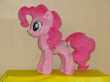 Pinkie Pie is going to live with Andrea Libman