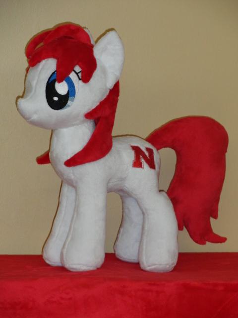 Pon3 Con mascot by WhiteDove-Creations