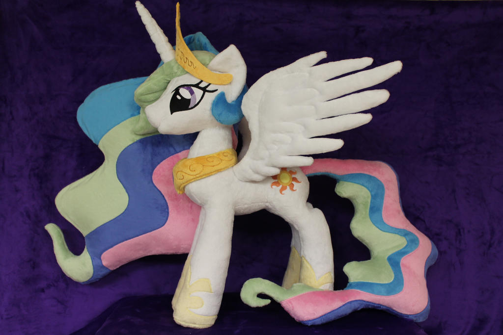 Princess Celestia by WhiteDove-Creations
