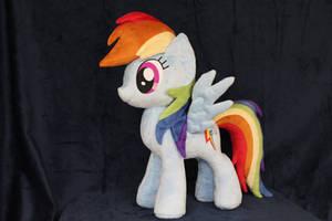 Rainbow Dash by WhiteDove-Creations