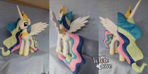 Princess Celestia by WhiteDove-Creations