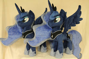 Pretty Pair of Luna by WhiteDove-Creations