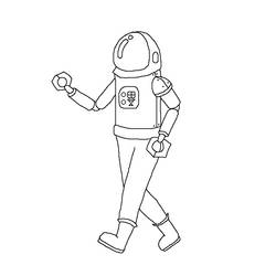 001 - Retro Astroman