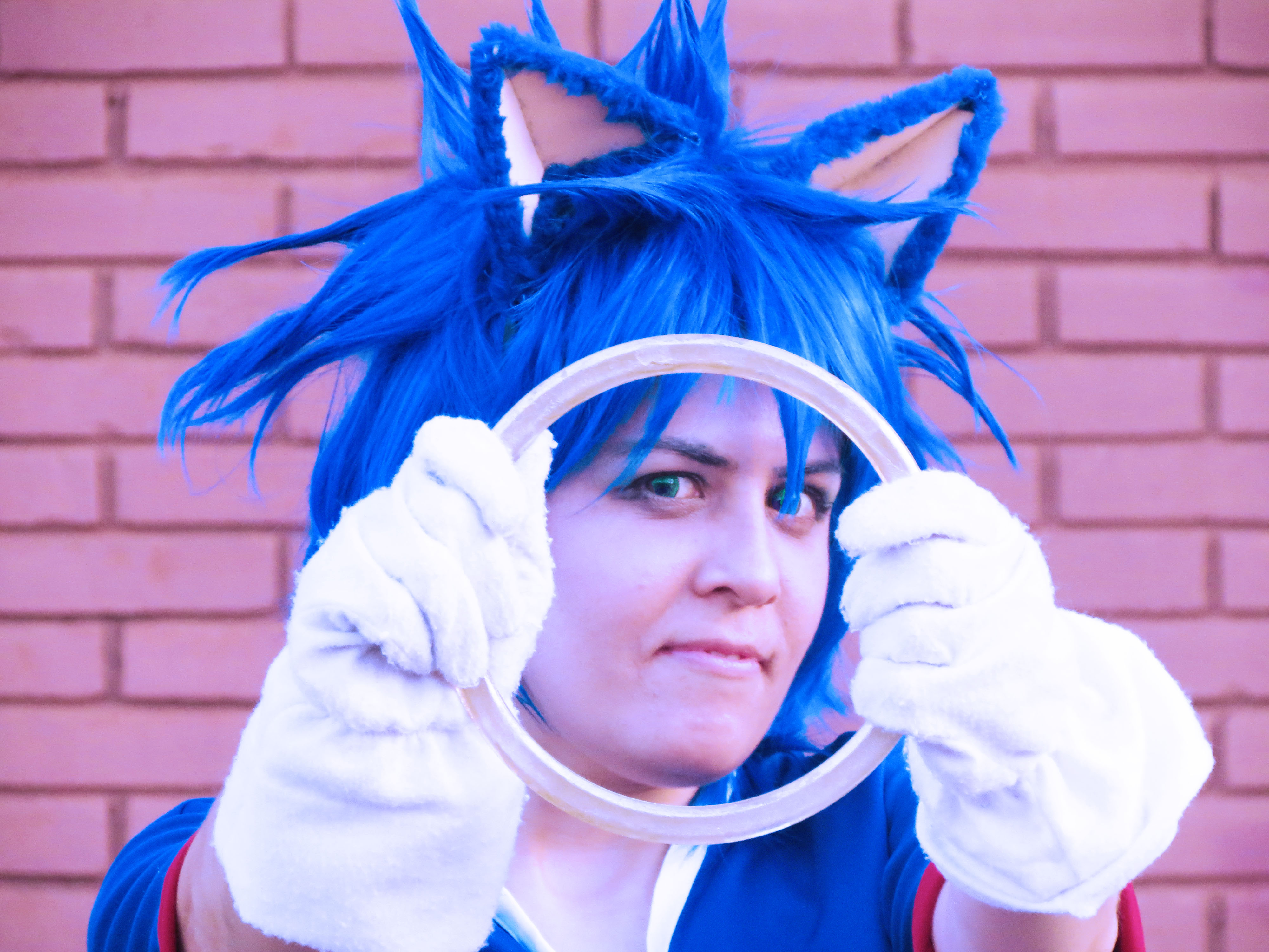 Sonic The Hedgehog Cosplay by SaoriElise