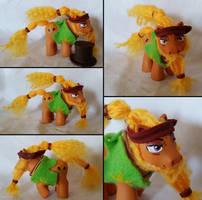 Cattail - A G4 Themed Custom Pony