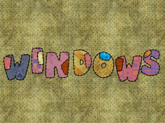 Patchwork-Letter