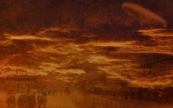 Steampunk Wallpaper by chinga