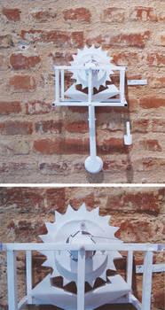 Working Paper Clock Mechanism