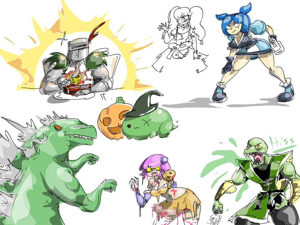 Dark Souls Stream Drawings by HWO on DeviantArt