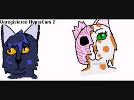 Varjak Paw and Brightheart
