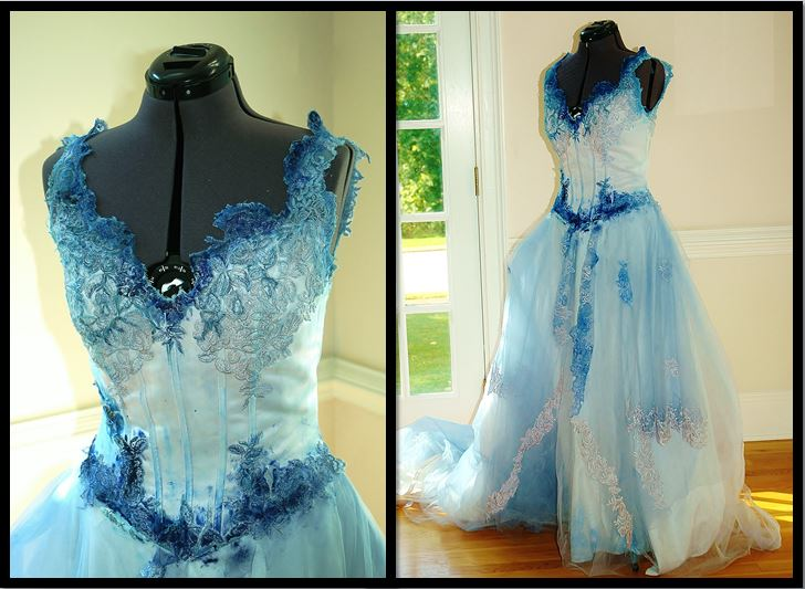 Emily\'s Dress (Corpse Bride) by AliceinIvory on DeviantArt