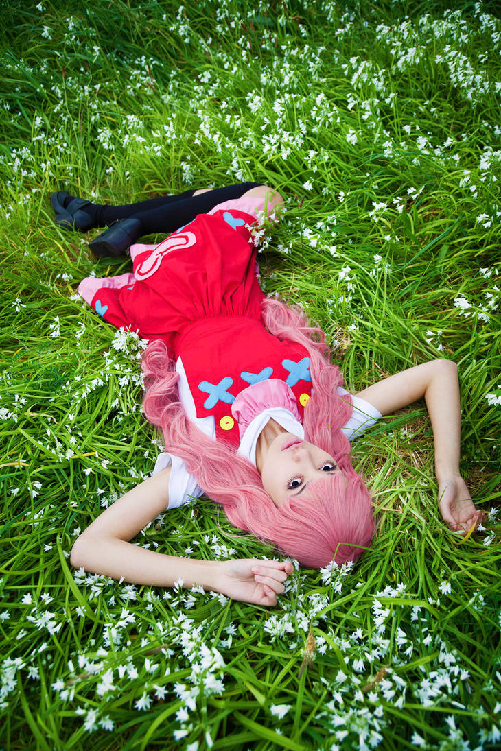 Reese gijinka cosplay I Animal Crossing: New Leaf by dearfawnchild