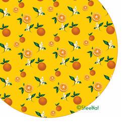 Oranges pattern1