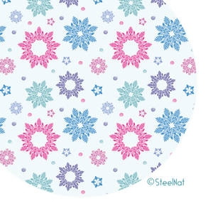 Snowflake2 pattern1
