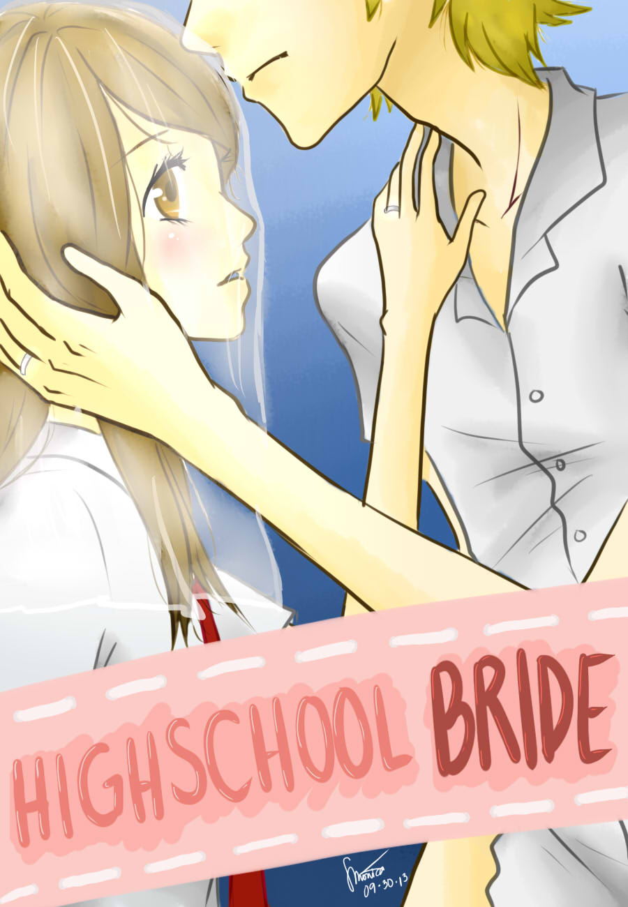 Highschool Bride (Wattpad Story) by RinSarahMoin29 on DeviantArt