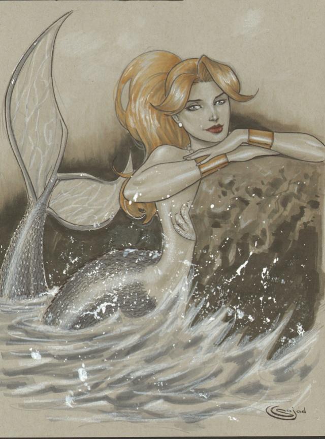 Mermaid by Sajad126