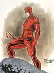 C2E2 in show Commission Daredevil
