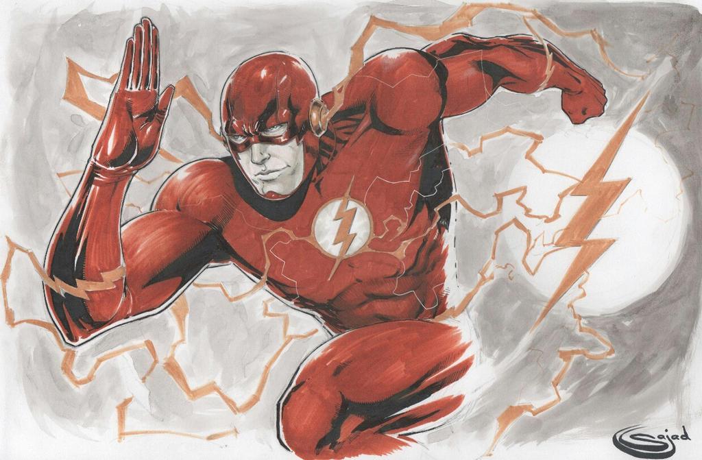 flash commission by Sajad126