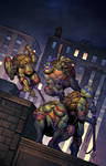 TMNT Urban Legends #1 Variant Cover