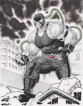Bane commission for NYCC