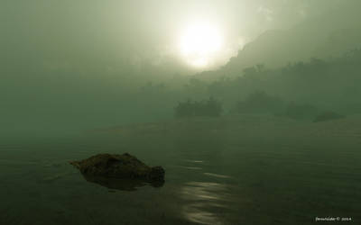 Dangerous waters by faroutsider