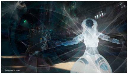 WhiteDesert VIII - Antimatter Core by faroutsider