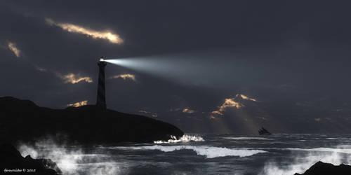 Beacon by faroutsider