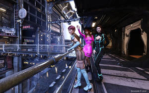 Sisters by faroutsider
