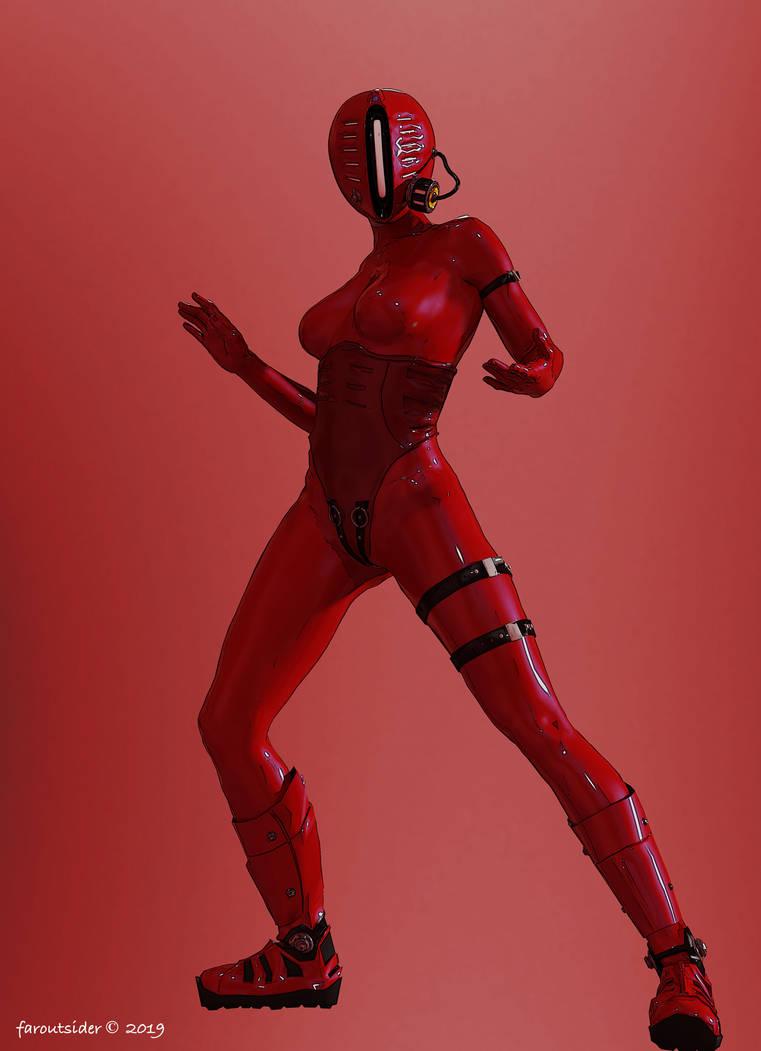 Red alert! by faroutsider
