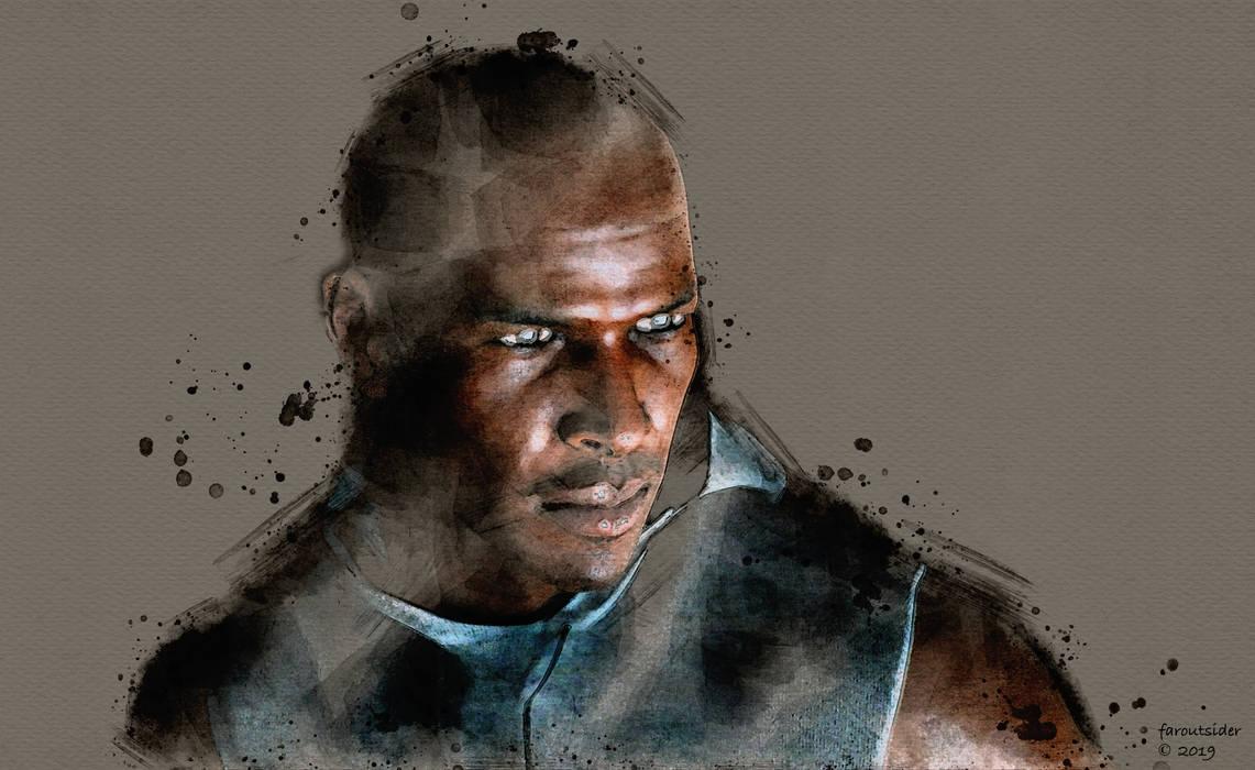 Darius by faroutsider