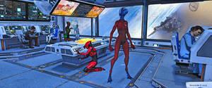 Solaris: control room
