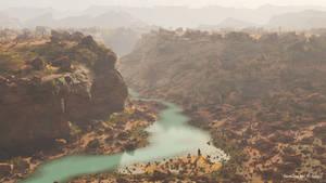 Dangerous canyon