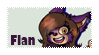 Flan Stamp .:Request:. by Amanddica