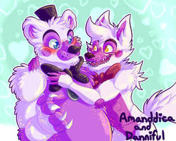Funtime Love .:Collab:. by Amanddica