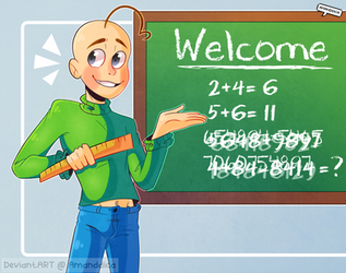 Welcome to My School house by Amanddica