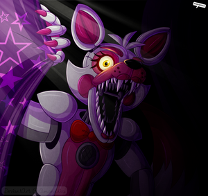 FNAF - A performance was demanded of me