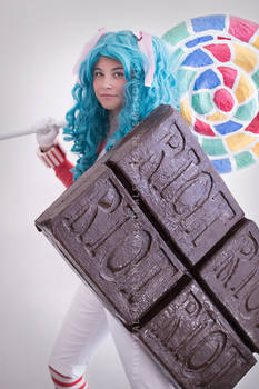 lollipoppy - cosplay