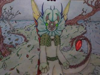 My gift for WindSwirl by Sakura-of-Zendikar