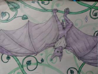 Amadea, the immortal bat. by Sakura-of-Zendikar